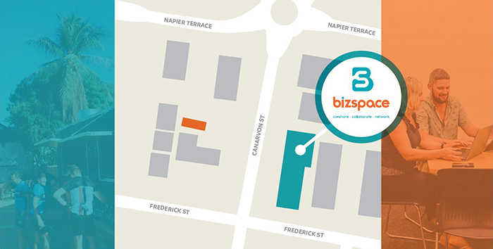 Bizspace serviced offices in central Broome